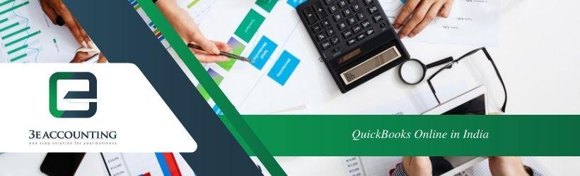 QuickBooks Online in India