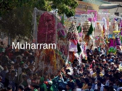 India Muharram Holiday