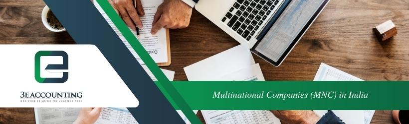 Multinational Companies (MNC) in India