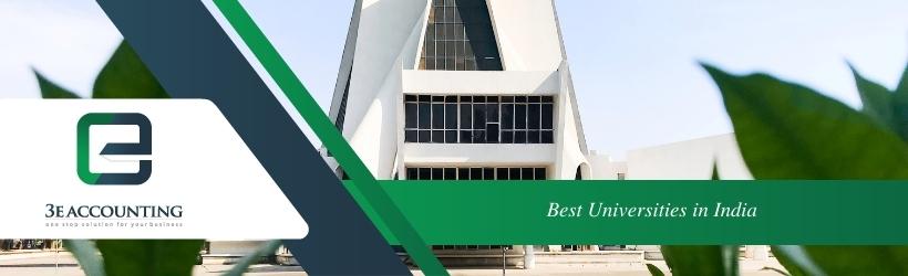 Best Universities in India