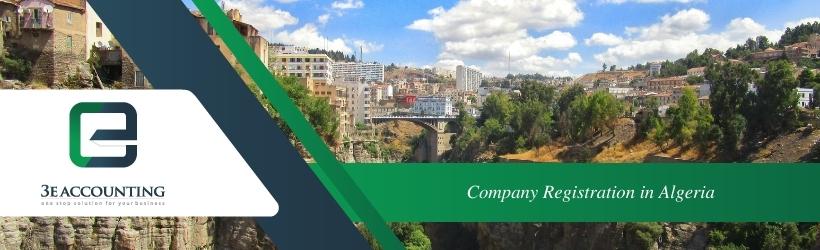 Company Registration in Algeria