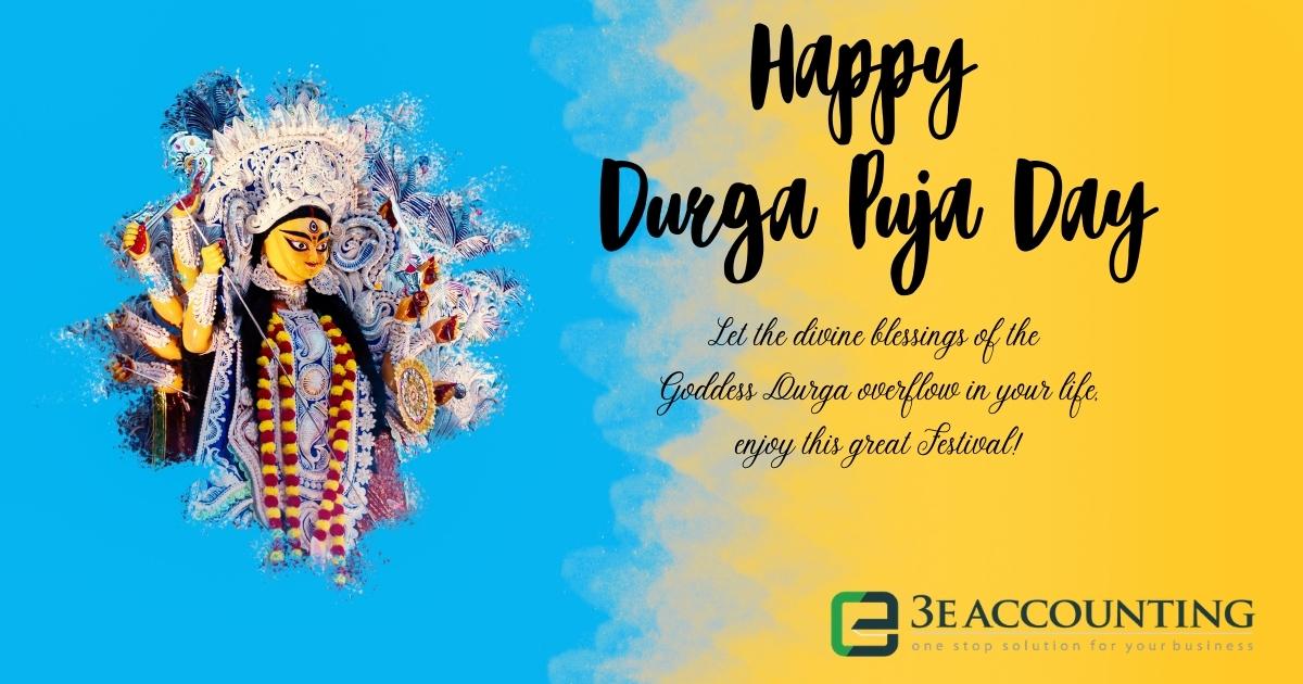 Durga Puja Day Greetings