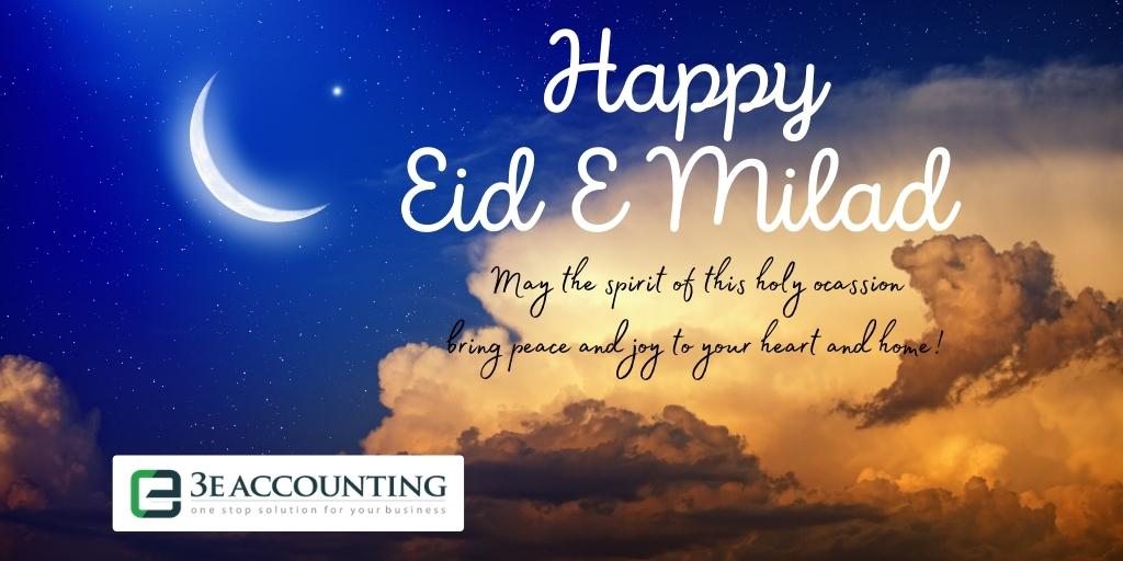 Eid E Milad Day Greetings