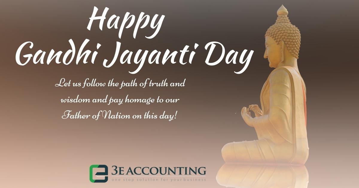 Gandhi Jayanti Day Greetings