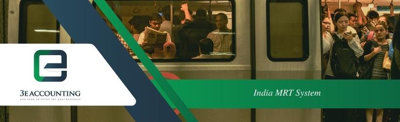 India MRT System