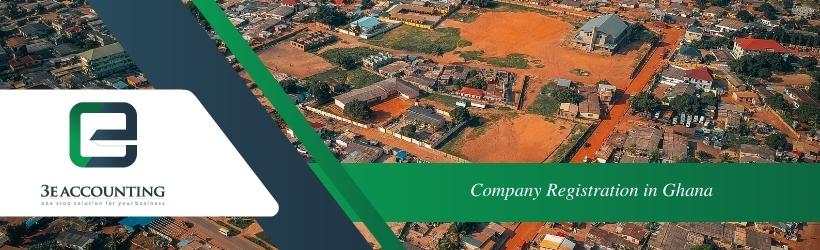 Company Registration in Ghana