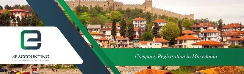 Company Registration in Macedonia