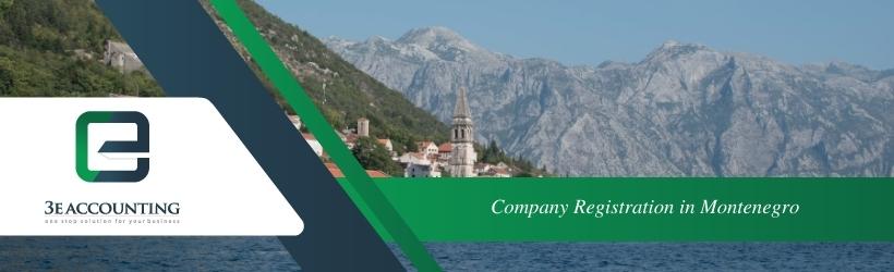 Company Registration in Montenegro